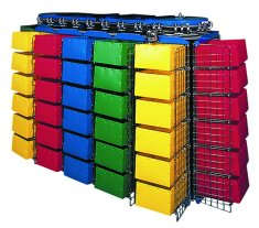 Benefits of corrugated plastic totes